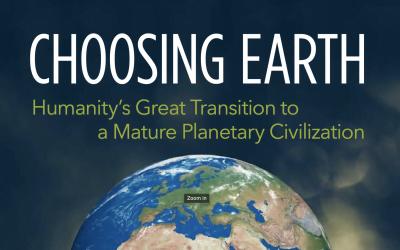 Facing Adversity: Choosing Earth, Choosing Life.