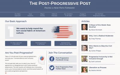 The Post-Progressive Post